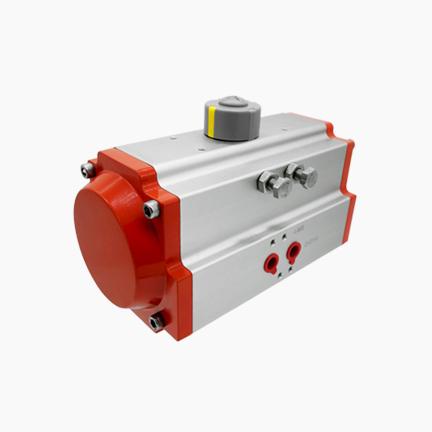 Pneumatischer Schwenkantrieb Typ PVDE